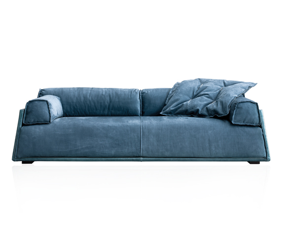 HARD & SOFT SLIM sofa バクスター(baxter)