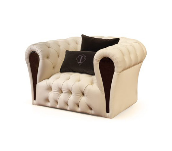 Mayfair  1P sofa トゥーリ(Turri)